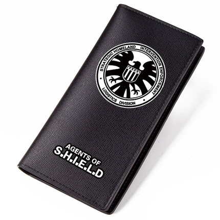 Preorder กระเป๋าสตางค์ กัปตันอเมริกา[PU] แบบ 7