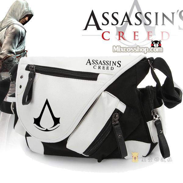 Preorder กระเป๋าสะพายข้าง assassin's creed