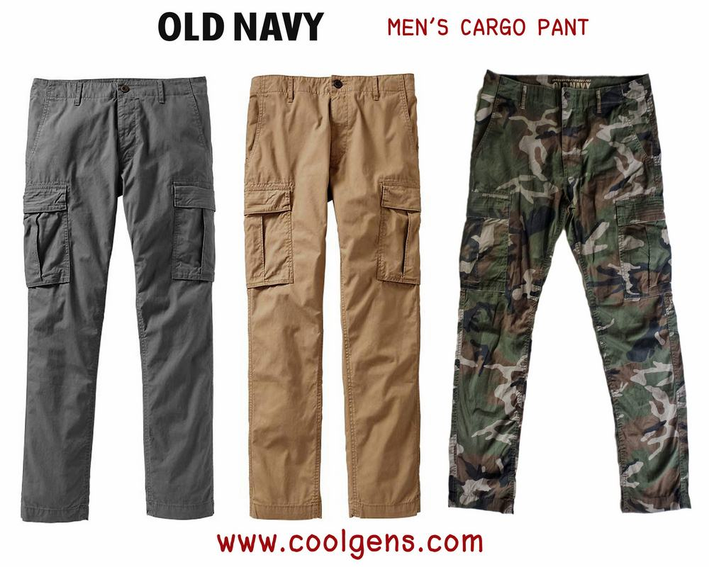 Old Navy Strength fit Cargo Pant