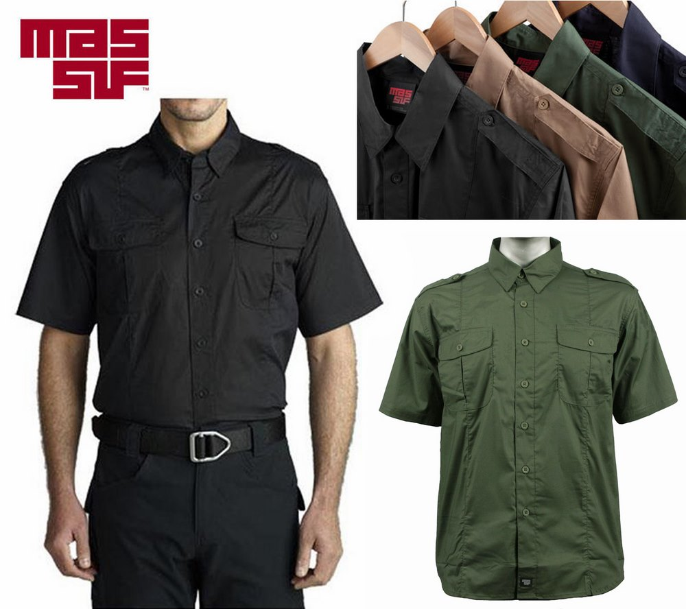 Massif Hell's Canyon Field shirt