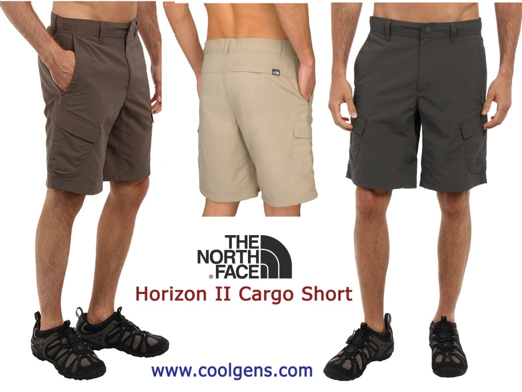 c5a70a8863 The North Face Horizon II Cargo Short (men) - coolgens เสื้อผ้า ...