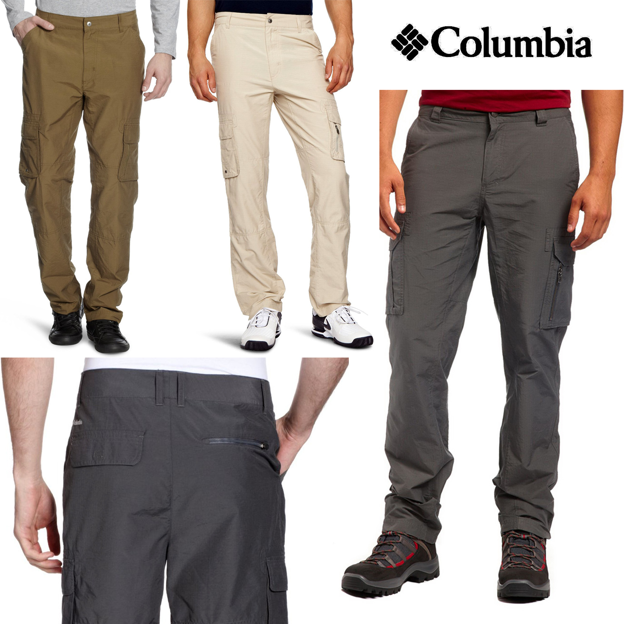 Columbia Kick Fix Cargo Pant