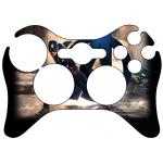 Sticker Xbox360 - Captain (3M)