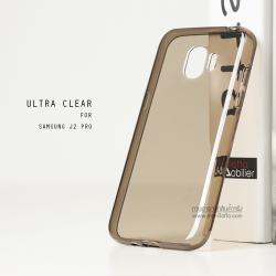 เคส Samsung Galaxy J2 Pro 2018 เคสนิ่ม ULTRA CLEAR พร้อมจุดขนาดเล็กป้องกันเคสติดกับตัวเครื่อง สีดำใส
