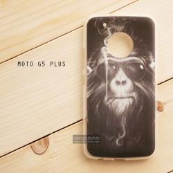 เคส Moto G5 Plus เคสนิ่ม TPU พิมพ์ลาย แบบที่ 2