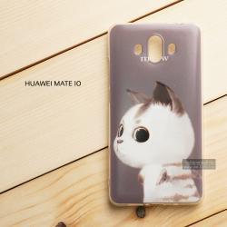 เคส Huawei Mate 10 เคสนิ่ม TPU พิมพ์ลาย แบบที่ 1