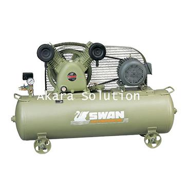 ปั๊มลมสวอน SWAN 5 แรงม้า รุ่น SVP-205/240 (220 Volt)