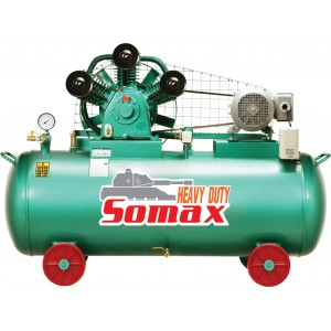 ปั๊มลมโซแม๊กซ์ SOMAX 10 แรงม้า รุ่น SC-100/520
