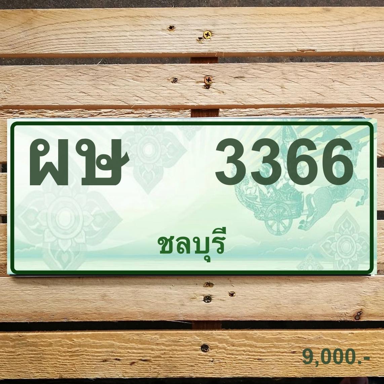 ผษ 3366