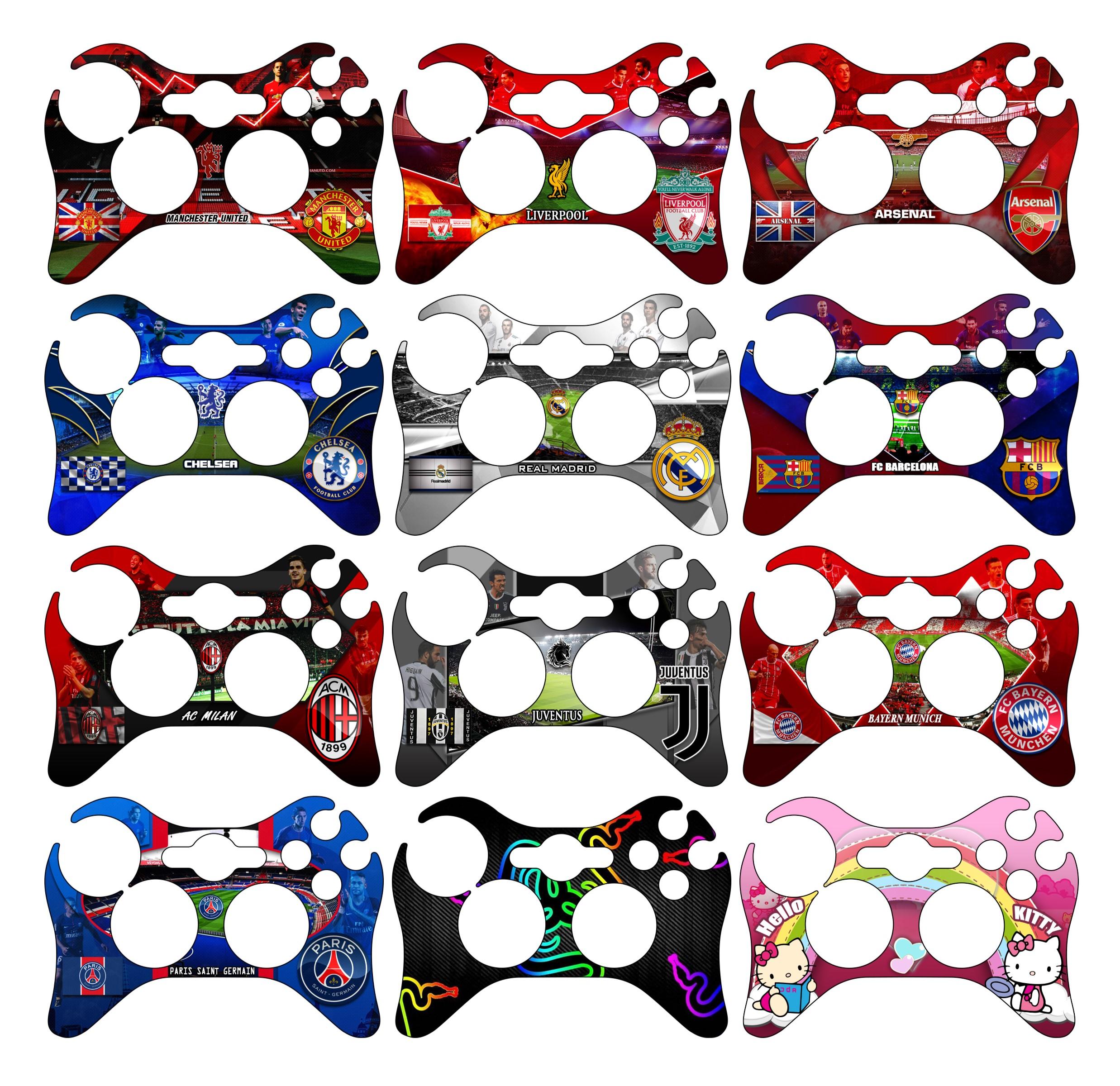 Sticker Xbox360 Controller