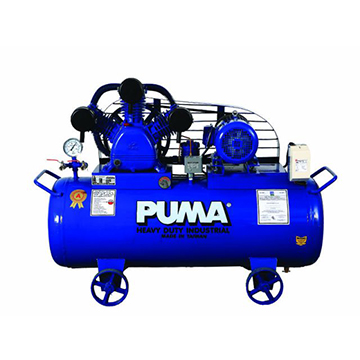 ปั๊มลมพูม่า PUMA รุ่น PP-35 /220 Volt (5 แรงม้า ถัง 260 ลิตร)