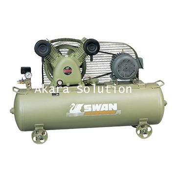 ปั๊มลมสวอน SWAN 5 แรงม้า รุ่น SVP-205/240 (380 Volt)