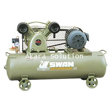 ปั๊มลมสวอน SWAN 3 แรงม้า รุ่น SVP-203/240 (380 Volt)