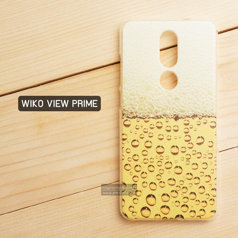 เคส Wiko View Prime เคสนิ่ม TPU พิมพ์ลาย แบบที่ 3