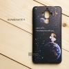 เคส Huawei Mate 9 เคสนิ่ม TPU พิมพ์ลาย (ขอบดำ) แบบที่ 7