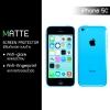 ฟิล์มกันรอย iPhone 5C แบบด้าน