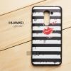 เคส Huawei GR5 2017 เคสนิ่ม TPU พิมพ์ลาย (ขอบดำ) ลายที่ 11