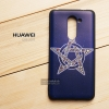 เคส Huawei GR5 2017 เคสนิ่ม TPU พิมพ์ลาย (ขอบดำ) ลายที่ 1