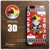 เคส iPhone 6 / 6S เคสนิ่ม สกรีนลาย 3D คุณภาพ พรีเมียม ลายที่ 1