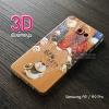 เคส Samsung Galaxy A9 / A9 Pro เคสนิ่ม TPU พิมพ์ลาย 3D แบบที่ 5 (ครอบคลุมกล้องยิ่งขึ้น)