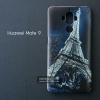 เคส Huawei Mate 9 เคสนิ่มสกรีนลาย 3D (ขอบดำ) ลายที่ 1 Night Eiffel