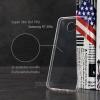 เคส Samsung Galaxy A7 (2016) l เคสนิ่ม Super Slim TPU บางพิเศษ พร้อมจุด Pixel ขนาดเล็กด้านในเคสป้องกันเคสติดกับตัวเครื่อง สีใส