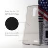 เคส Oppo R7 Plus l เคสนิ่ม Super Slim TPU บางพิเศษ พร้อมจุด Pixel ขนาดเล็กด้านในเคสป้องกันเคสติดกับตัวเครื่อง สีดำใส