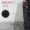 เคส OPPO R9s เคสนิ่ม Super Slim TPU บางพิเศษ พร้อมจุด Pixel ขนาดเล็กด้านในเคสป้องกันเคสติดกับตัวเครื่อง สีดำใส