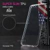 เคส Huawei P10 เคสนิ่ม Super Slim TPU บางพิเศษ พร้อมจุด Pixel ขนาดเล็กด้านในเคสป้องกันเคสติดกับตัวเครื่อง สีใส