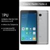ฟิล์มกันรอย Xiaomi Redmi Note 4 แบบใส (วัสดุ TPU)