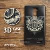 เคส OPPO R7 Plus เคสนิ่ม TPU พิมพ์ลาย 3D แบบที่ 1 (ขอบดำ) Royal Cross Badge