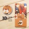 เคส Nubia M2 เคสนิ่มพิมพ์ลายนูน สามมิติ 3D แบบ 4