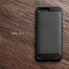 เคส OPPO R11 เคสนิ่มเกรดพรีเมี่ยม (Texture ลายโลหะขัด) กันลื่น ลดรอยนิ้วมือ สีดำ