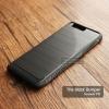 เคส Huawei P10 เคสนิ่ม Hybrid + ขอบกันกระแทก ลดรอยนิ้วมือบนเคส สีดำ (BLACK BUMPER)