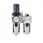 ชุดกรองลมปรับแรงดัน + เติมน้ำมัน รุ่น AC-3010-03
