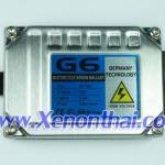 xenon ballast mini G6 บัลลาตส์คุณภาพสูง