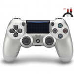New PS4 Controller : Dual Shock 4 Silver