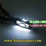 LED-T10-5730-12SMD แสงสีขาว