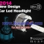 LED Headlight 2400Lumen HB4/9006 thumbnail 2