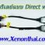 ไฟXenon kit H4Slide MInin Canbus AC35W + สายรีเลย์ Direct wire thumbnail 6