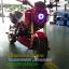 ไฟหน้าโปรเจคเตอร์ led มอเตอร์ไซค์ รุ่น 18 วัตต์ ไฟวงแหวน 2 ชั้น สี แดง / เขียว / ชมพู thumbnail 9