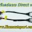 ไฟ xenon kit H4 รุ่นใหม่โปรเจคเตอร์เลนส์ พร้อมบัลลาตส์ Fast start A6 thumbnail 5