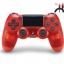 New PS4 Controller : Dual Shock 4 Red Crystal thumbnail 1
