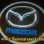ไฟโลโก้ส่องพื้น Chip cree 5w-Mazda (สีครีม) thumbnail 3