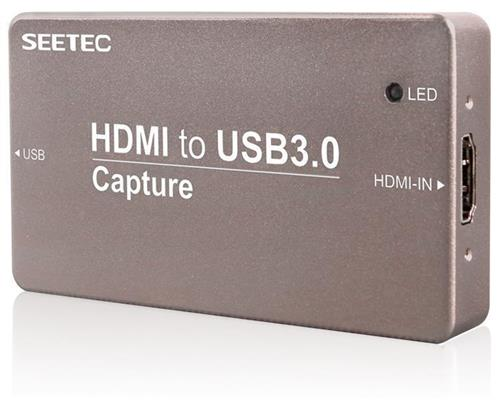 HTU3 0 HDMI to USB 3 0 Video Capture / Streaming / Record Game