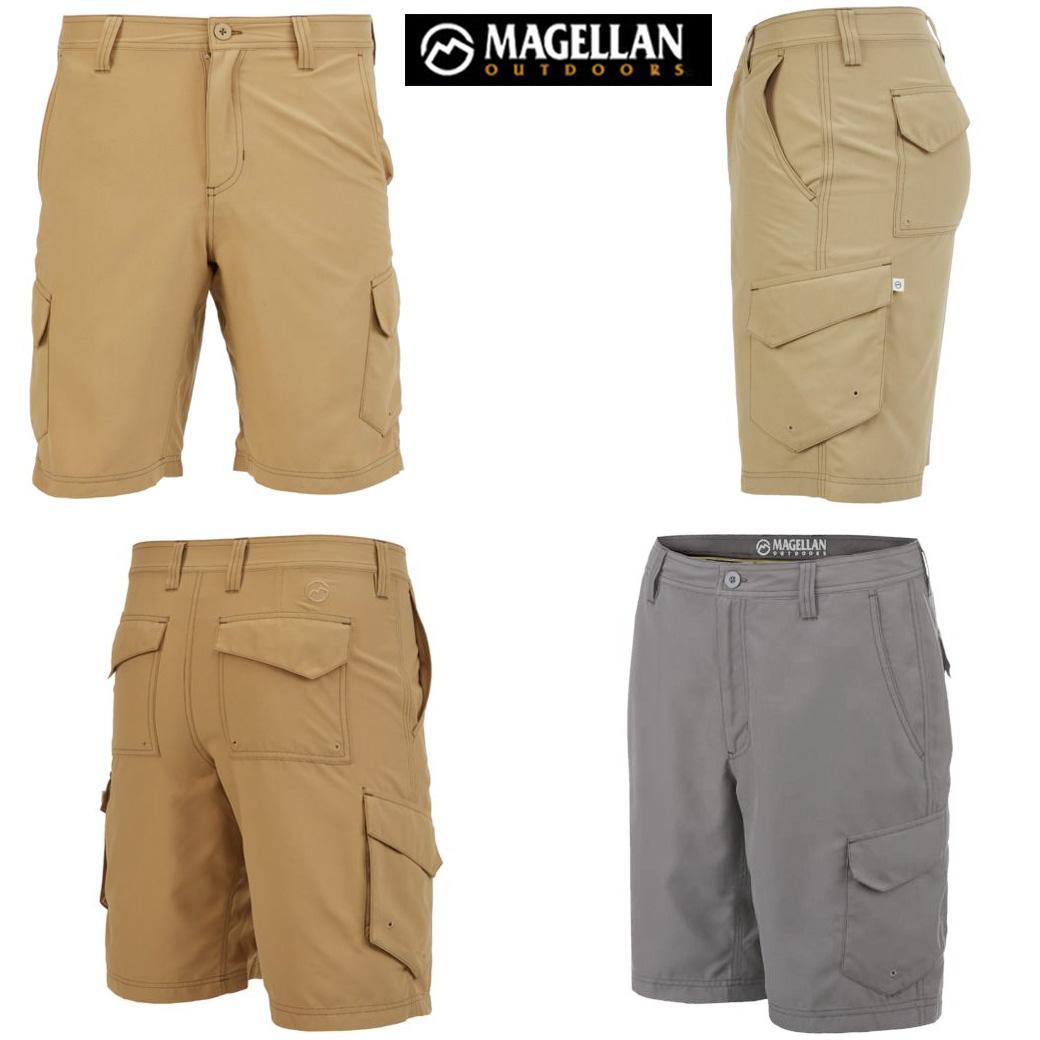 7795145508 Magellan Outdoors Men's Round Rock Cargo Short - coolgens เสื้อผ้า ...
